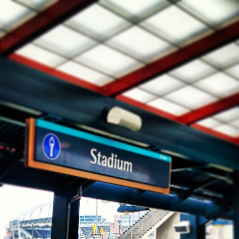 Stadium Station